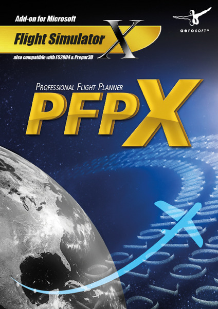 PFPX - Professional Flight Planner X (Download version)  12827-D