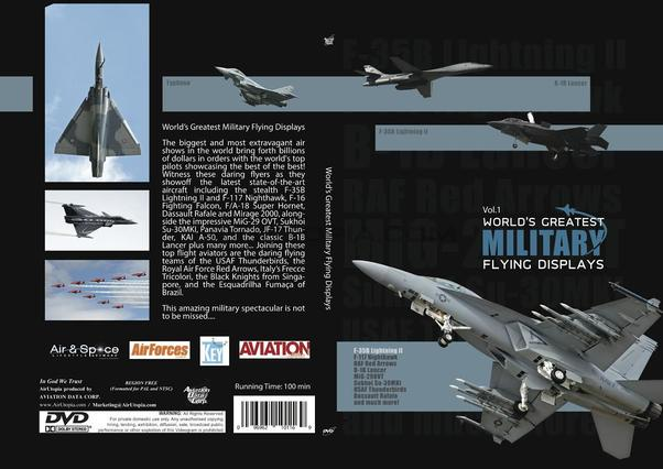 World's Greatest Military Flying Displays Vol 1  0096962101169