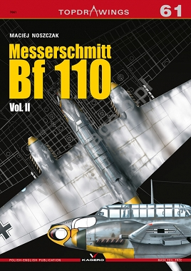 Messerschmitt Bf110 Vol. II  9788395157592