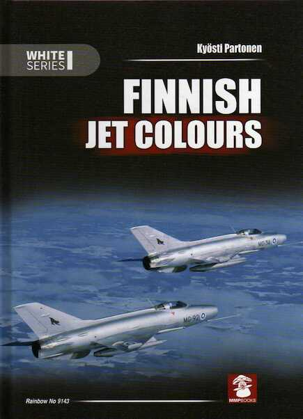 Finnish Jet Colours  9788365281357