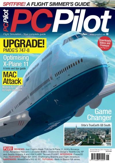 PC Pilot Magazine Jan/Feb 2019 (PC Pilot 007447056068501)