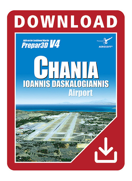 LGSA-Chania/Ioannis Daskalogiannis Airport  (download version)  AS14717