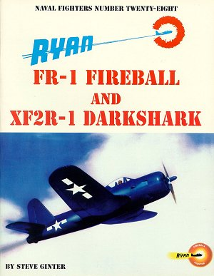 Ryan FR1 Fireball & XF2R-1 Darkshark  0942612280