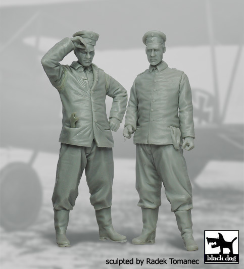 German Mechanic 1914-1918 set of No1 and no2  f32012