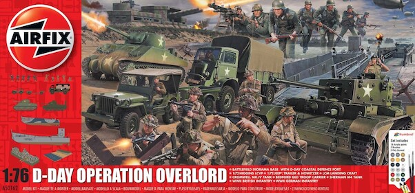 D-Day Operation Overlord  A50162A