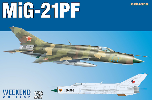 Mikoyan MiG21PF Fishbed  7455