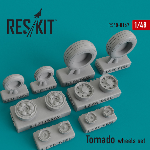Tornado Wheel set  RS48-0167