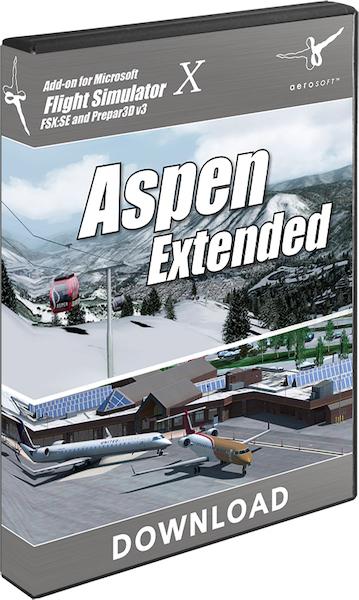 Aspen Extended (Download version) (Aerosoft 13796-D)