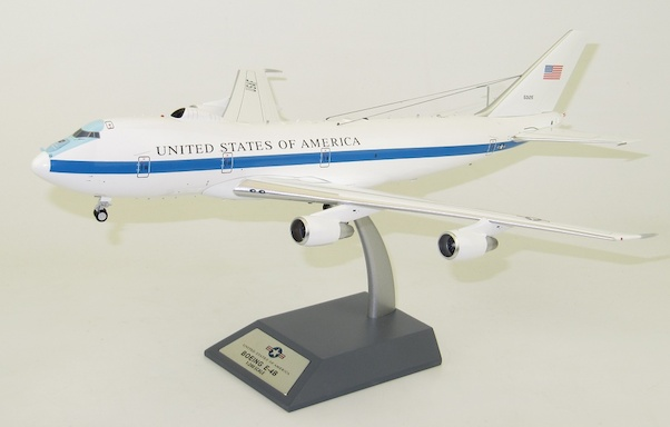 Boeing E4B (United States of America, Airborne Command Post, 75-0125, 'The Flying Whitehouse') With Stand  IFE4B0618