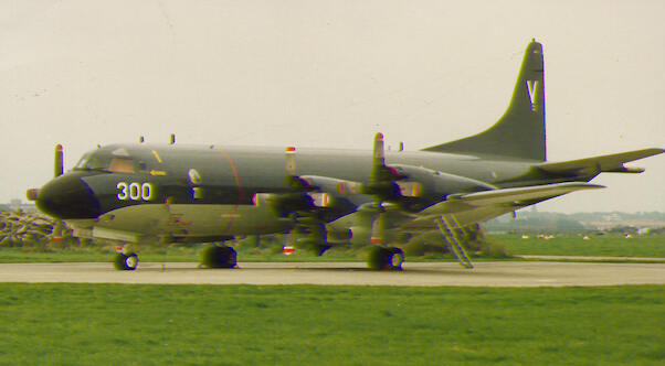 P3C Orion  (with Dutch markings included)  k15