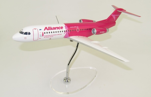 Fokker 70 Alliance Airlines