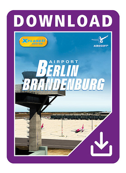 Airport Berlin-Brandenburg XP (Download Version)  AS14603-D