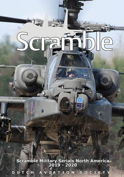 Scramble Military Serials: North America 2019-2020  SMSNA2019