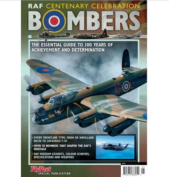 Bombers of the RAF Centenary Celebration  0725274866052