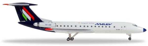 Resultado de imagen para Tupolev Tu-134 Malev