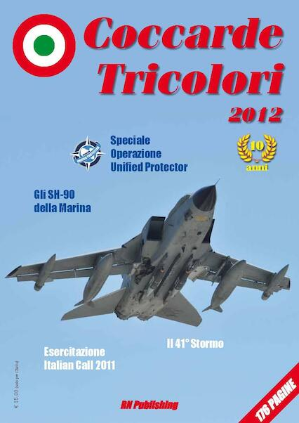 Coccarde Tricolori 2012, Yearbook of the Italian Military Aviation