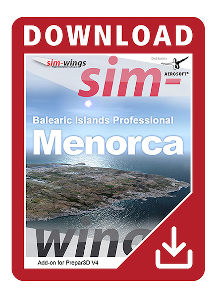 Balearic Islands professional - Menorca (download version)  AS14385