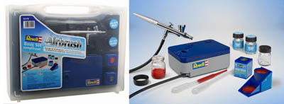 Airbrush Basic set with Compressor  39199