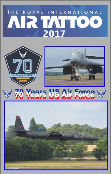 The Royal International Air Tattoo 2017 Fairford (RIAT2017)  DVD-RIAT2017