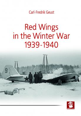 Red Wings in the Winter War  9788365958518