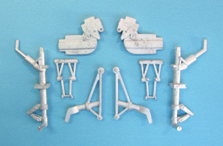 Vought F4U Corsair Landing gear (Hobby Boss)  sac48184