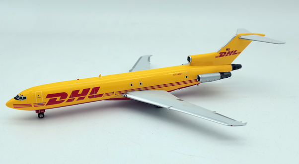 Boeing 727-200 DHL N784DH With Stand  IF722DH1119