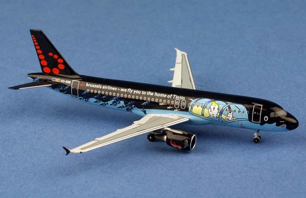A320 (Brussels Airlines
