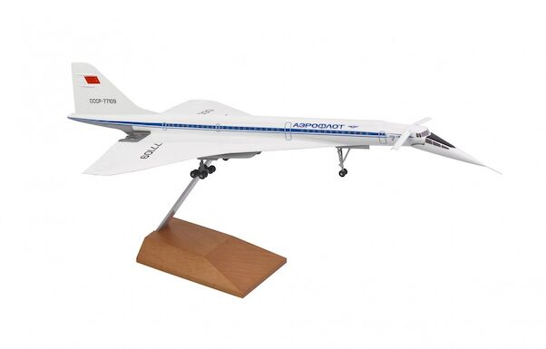 Tupolev 144 (Tu-144) Aeroflot-USSR CCCP-77114. Only available in