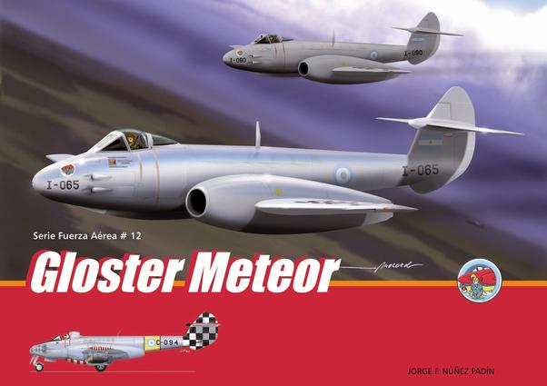 Gloster Meteor MKIV  meteor