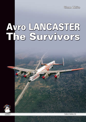Avro Lancaster: The Survivors  9788389450470