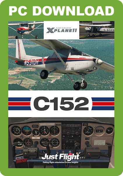 C152 (download version X-Plane 11)  J3F000241XP-D