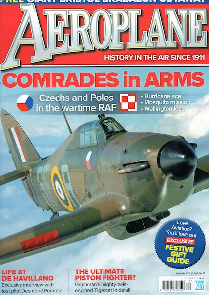 Aeroplane Monthly December 2020  977014372414912
