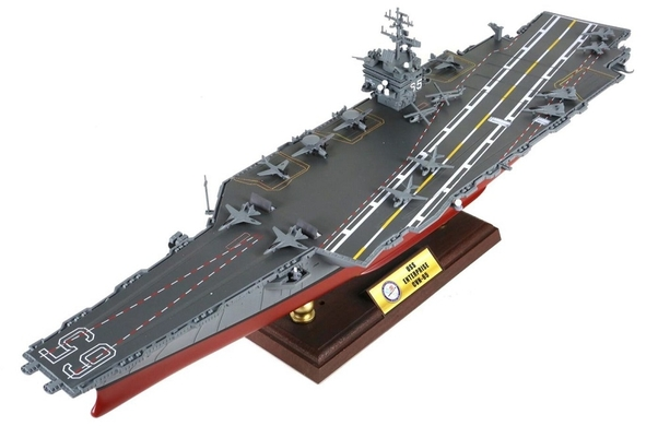 Enterprise Class Carrier USN, USS Enterprise, CVN-65  UN861007