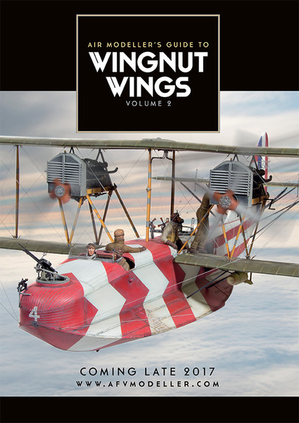 Modellers Guide to Wingnut Wings 2 (Expected november 2017)