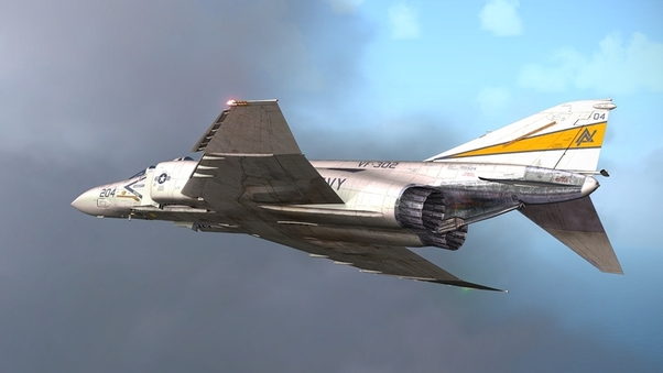 F-4J and F-4S Phantom II & Tacpack Bundle (Download Version) (Military  Visualization 148797-D)