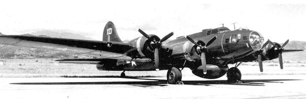 Boeing PB1W TE4 Flying Fortress AEW (Monogram)  LSM480627