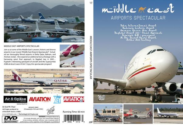 Middle East Airports Spectacular  0096962101183