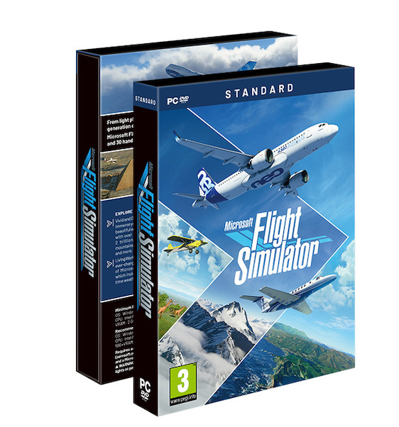 Flight Simulator 2020 - Standard  4015918149440