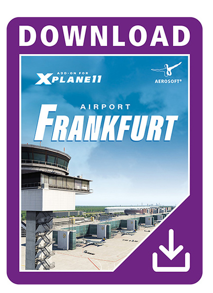 Airport Frankfurt XP (Download Version)  14242-D