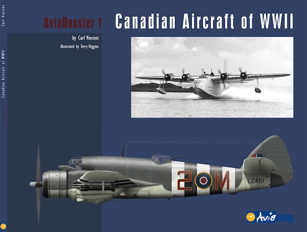 Canadian Aircraft of WWII  9780978069636
