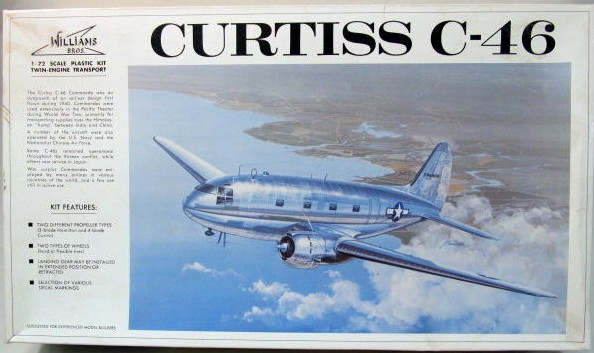 Curtiss C46 Commando (British Issue - BOAC)  smk72-20
