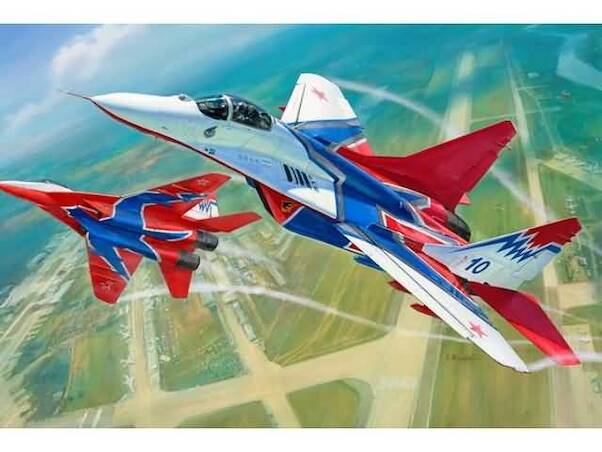 Mikoyan MiG29 Fulcrum 'The Swifts