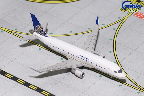 Embraer 175 (United Express) N163SY  GJUAL1728