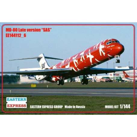 MD80 Late Version (SAS)  (NEW SUPPLIER, LOWER PRICE!)  144112-6