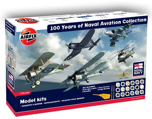 100 Years of Naval Aviation Collection (5 kits)  a50105