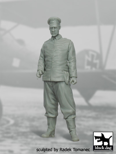 German Mechanic 1914-1918 No2  f32011