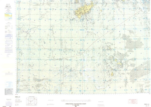 ONC J-3: Available: Operational Navigation Chart for Mali, Algeria, Niger. Available ! additional charts available within five working days. E-mail your requirements.  ONC J-3