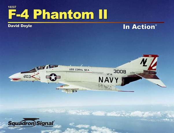 F4 Phantom in Action  9780897477758