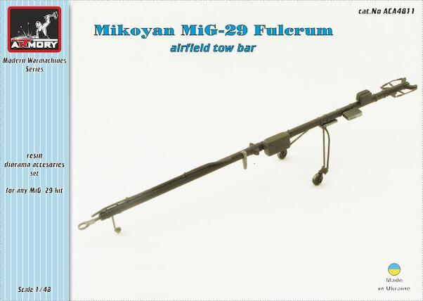 Mikoyan MiG29 Fulcrum airfield tow bar  AR ACA4811
