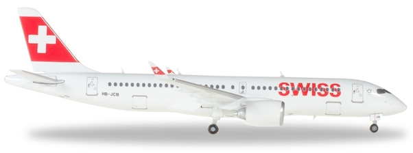 Bombardier CS300 (Swiss International Air Lines) HB-JCB  562614